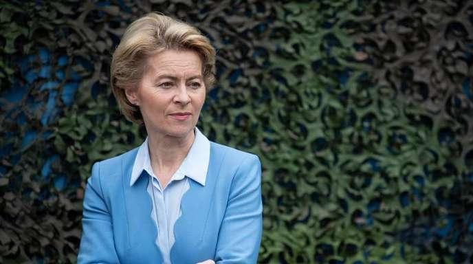 Für Ursula von der Leyen kommt es bei der Wahl zur EU-Kommissionschefin auf jede Stimme an.
