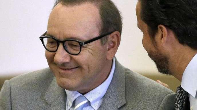 Die Anklage gegen Kevin Spacey wurde verworfen.