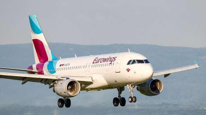 Bei Eurowings wird es aller Vorraussicht nach in diesem Sommer keine Streiks mehr geben.