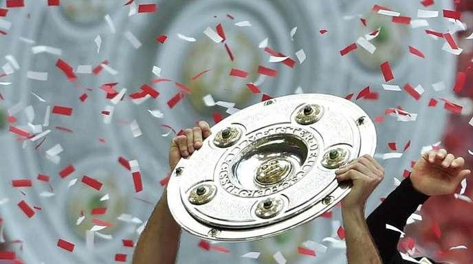 Wer holt die Meisterschale? Wieder der FC Bayern München?