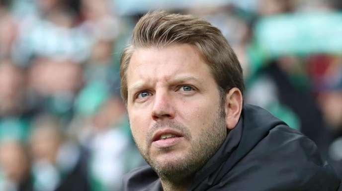 Trainer Florian Kohfeldt hat seinen Vertrag beim SV Werder Bremen bis 2023 verlängert.