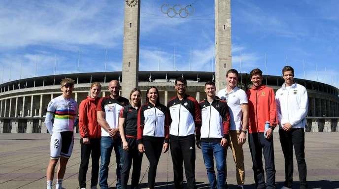 Berlin wird am kommenden Wochenende auch die Hauptstadt des Sports sein.