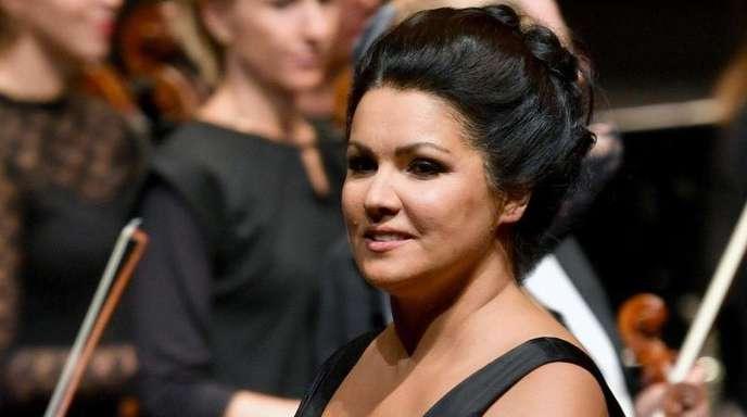 Anna Netrebko singt vorerst nicht in Bayreuth.