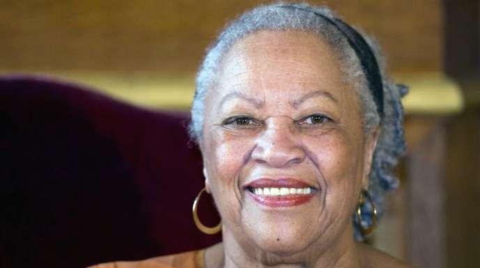 Die Schriftstellerin Toni Morrison starb im Alter von 88 Jahren.