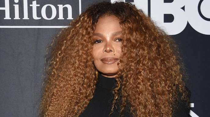 Janet Jackson hat wie jede Mutter viel zu tun.