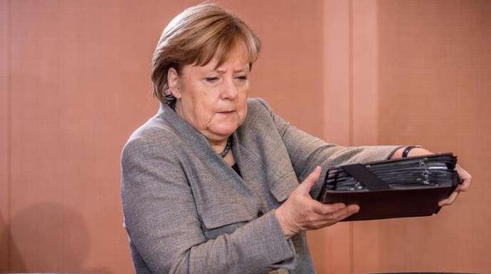 Kommt aus der Sommerpause zurück: Bundeskanzlerin Angela Merkel.