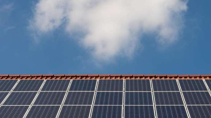 Im sehr sonnenreichen Juni war die Photovoltaik erstmals die stärkste Energiequelle gewesen.