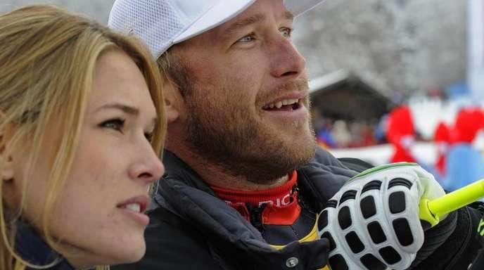 Bode Miller und seine Frau Morgan freuen sich auf Zwillinge.
