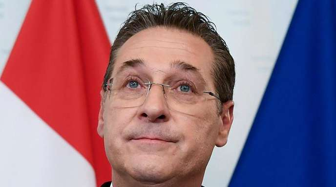 Österreichs Ex-Vizekanzler und Ex-FPÖ-Chef Heinz-Christian Strache.