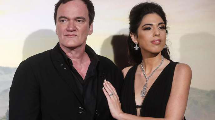 Quentin Tarantino und seine Frau Daniella Pick erwarten Nachwuchs.