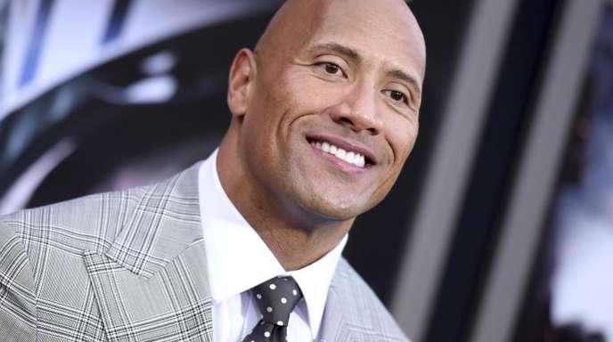 Dwayne Johnson führt die «Forbes»-Liste der bestbezahlten Schauspieler an.