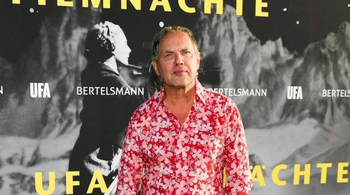 Uwe Ochsenknecht kostet die Filmauswahl viel Zeit.
