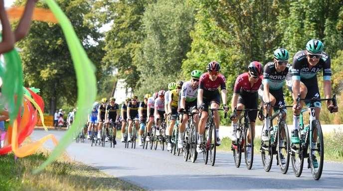 Wie die erste kommt auch die zweite Etappe der Deutschland-Tour ohne richtig schwere Anstiege aus.
