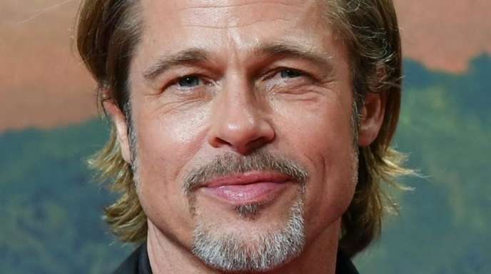 Hollywood-Star Brad Pitt hatte mit Alkoholproblemen zu kämpfen.