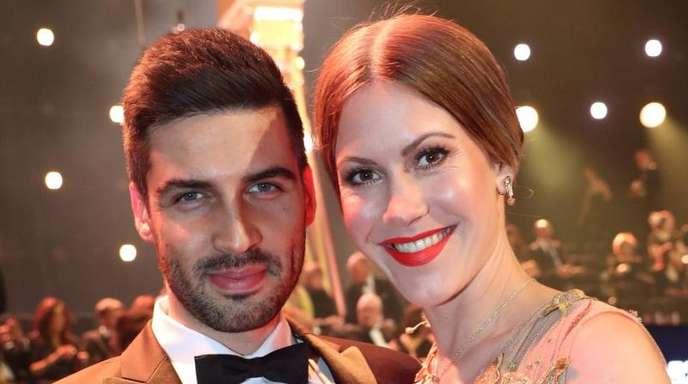Die Schauspielerin Wolke Hegenbarth und ihr Freund Oliver Vaid sind Eltern geworden.