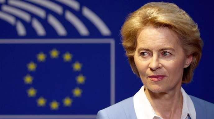 Ursula von der Leyen (CDU) hat die die 27-köpfige EU-Kommission mit 13 Frauen besetzt.