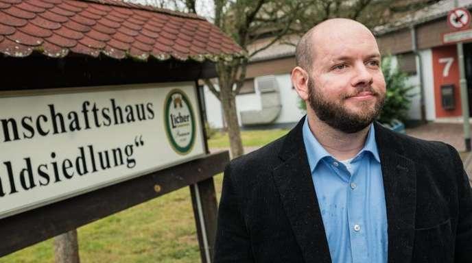 NPD-Funktionär Stefan Jagsch wurde zum Ortsvorsteher im hessischen Altenstadt-Waldsiedlung gewählt.