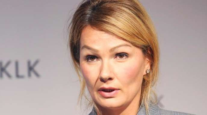 Sieht sich nicht als Kandidatin für den Posten als Präsidentin des Deutschen Schwimm-Verbands: Franziska van Almsick.