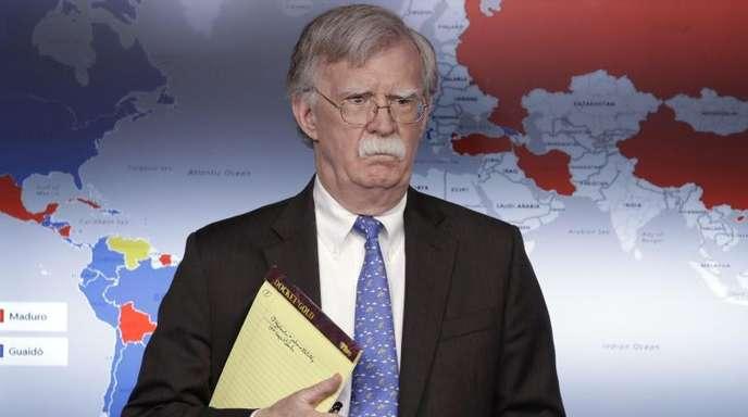 US-Präsident Donald Trump hat seinen Nationalen Sicherheitsberater John Bolton entlassen.