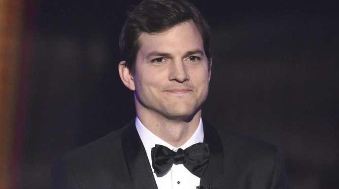 Ashton Kutcher weiß sich zu helfen.