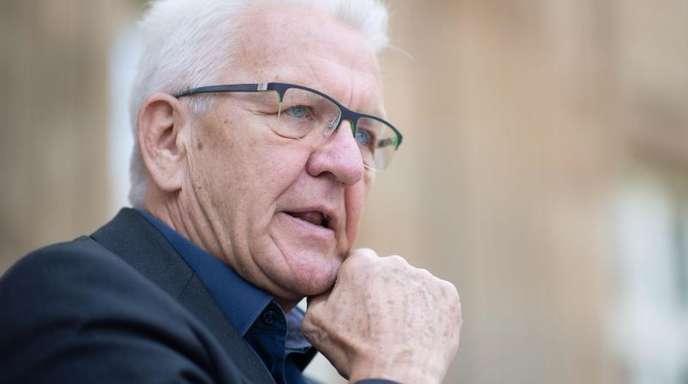 Winfried Kretschmann ist seit 2011 Ministerpräsident vonBaden-Württemberg.