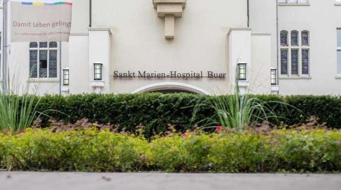 Im Sankt Marien-Hospital in Gelsenkirchen-Buer hat es eine ungewöhnliche Häufung von Neugeborenen mit Handfehlbildung gegeben.