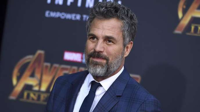 Mark Ruffalo bei der Premiere von «Avengers: Infinity War» in Los Angeles.