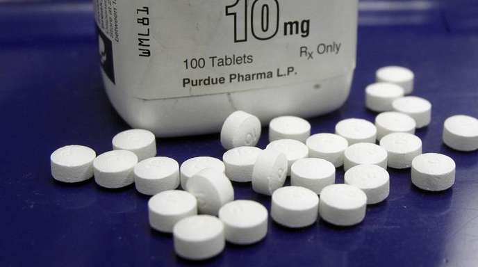 Purdue Pharma ist vor allem für das Schmerzmittel Oxycontin bekannt.