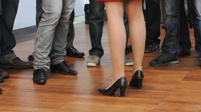 Frauen erhalten einer Studie zufolge im Schnitt 26 Prozent weniger Rente als Männer.