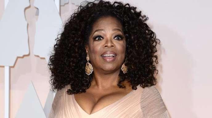 Der Spuk ist vorbei:Oprah Winfrey.