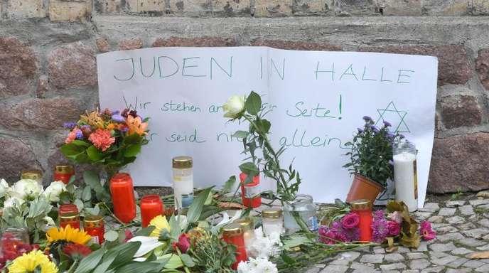 In Halle herrscht Trauer.