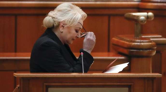Die Regierung der rumänischen Ministerpräsidentin Viorica Dancila ist abgewählt worden.