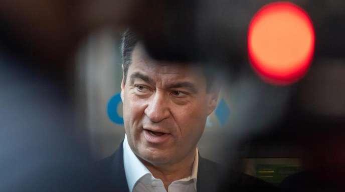 Warnt vor Pauschalurteilen gegen die Gamerszene gewarnt: CSU-Chef Markus Söder.