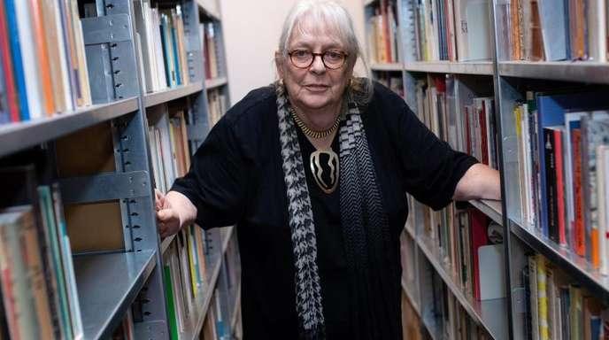 Ursula Haeusgen hat das Lyrik Kabinett aufgebaut.