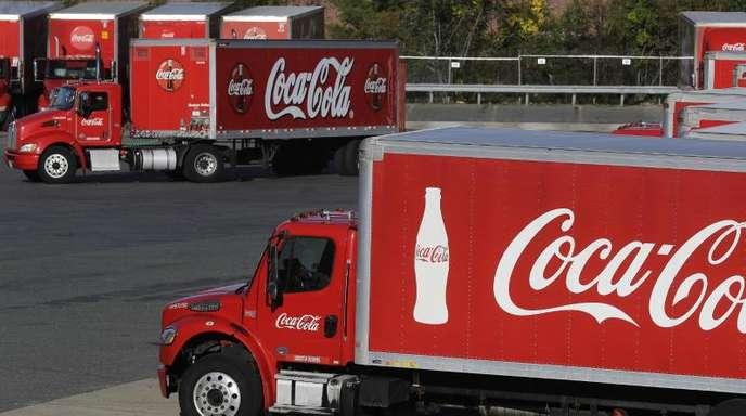 Der US-Getränkeriese Coca-Cola hat dank seines Verkaufsschlagers «Zero Sugar» kräftige Geschäftszuwächse im dritten Quartal verbucht.
