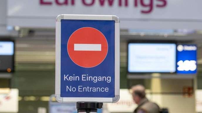 Die kurzfristig ausgeweiteten Warnstreiks der Flugbegleiter hatten bei verschiedenen Lufthansa-Gesellschaften zu rund 100 Flugausfällen geführt.