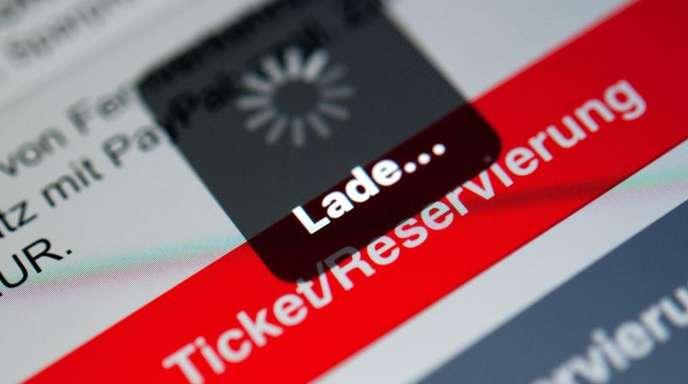 Für Millionen Bahnkunden ist der Kauf digitaler Fahrkarten Alltag.