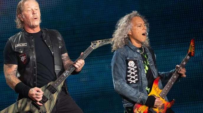 Metallica rufen auch ihre Fans auf, die Spendenaktion zu unterstützen.