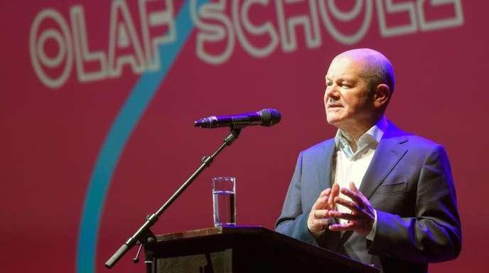 Olaf Scholz ist Schirmherr des Filmfestivals Cottbus.