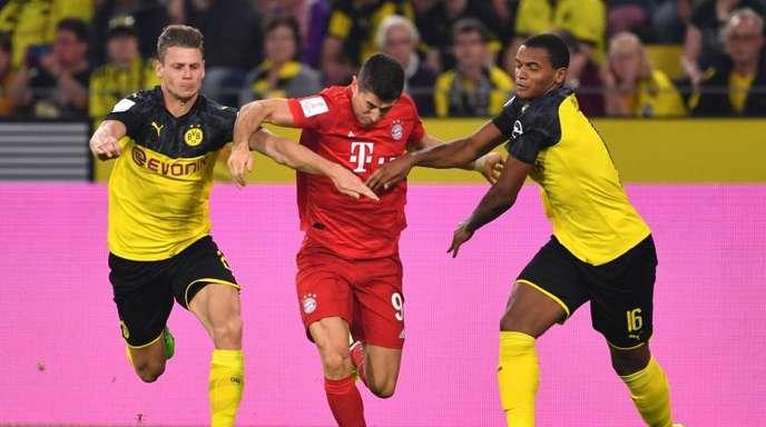 Zum Topspiel des elften Spieltages empfängt der FCBayern München am Samstag Abend Borussia Dortmund.