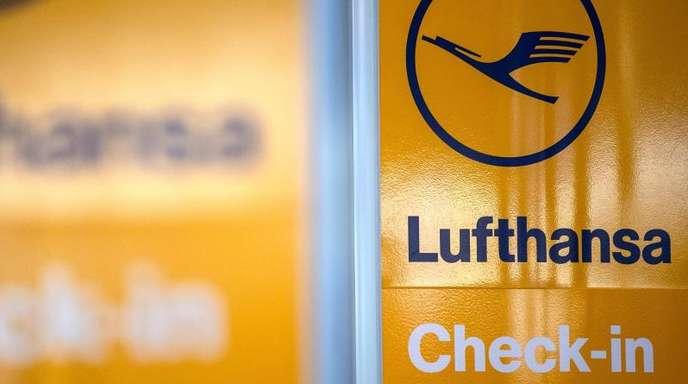 Hier geht erst einmal nichts mehr: Lufthansa-Check-in in Hannover.