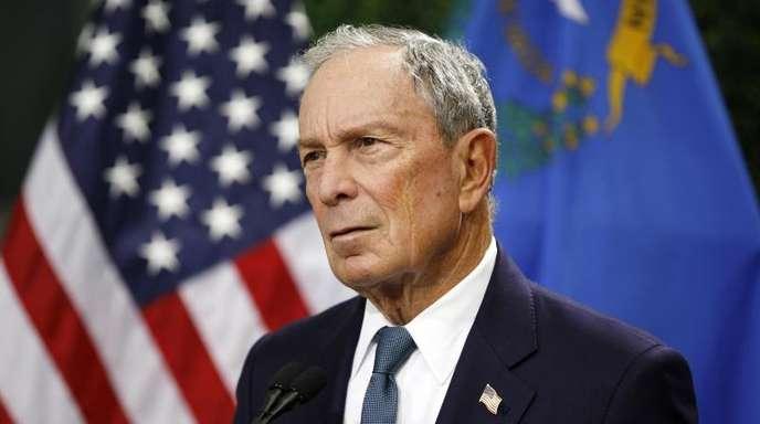 Medienunternehmer Michael Bloomberg gilt als einer der reichsten Männer der Welt und könnte erhebliche finanzielle Mittel in einen Wahlkampf einbringen.