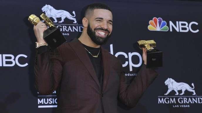 Drake hat ein «Wellnessunternehmen» gegründet.