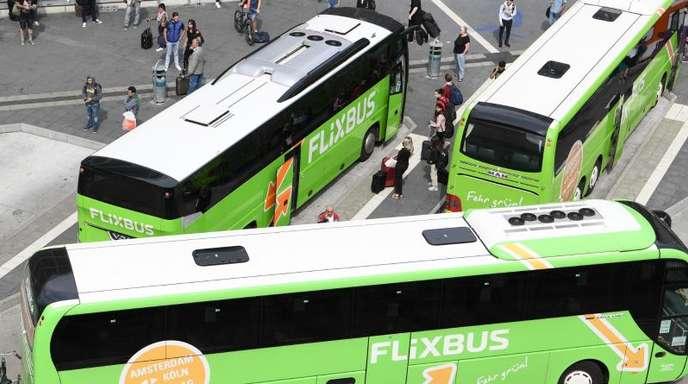 Flixbus will eine Mehrwertsteuersenkung auch für Fernbusse.