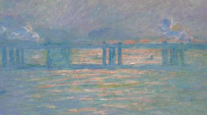 Claude Monet, Charing Cross Bridge, 1903.