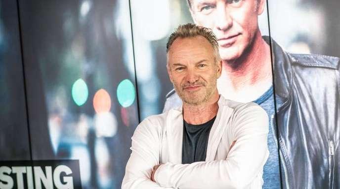 Sting wird bei den International Music Awards als «Hero» geehrt.