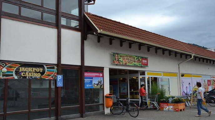 Achern Oberkirch Oberkirch Passage Rewe Erweitert Restaurant