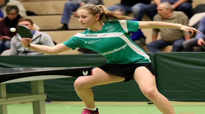 Jana Kirner war mit ihrer Leistung bei der deutschen Meisterschaft in Berlin zufrieden.