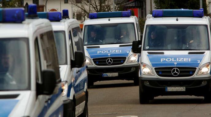 Nachrichten Karlsruhe Polizei