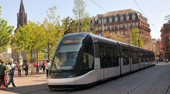 Bund Finanziert Straßenbahnprojekt Tram Mit 19 Mio Baden